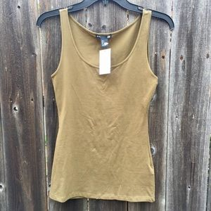 Lot of 2 tank tops - Zara & H&M -Size S